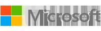 Servicios informáticos Logo Microsoft