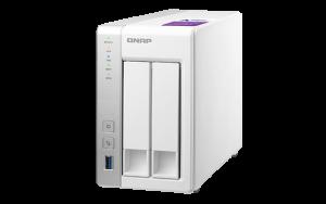 Dispositivo de almacenamiento (NAS) para backup de servidor