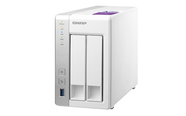 NAS para almacenar copia de seguridad para servidor