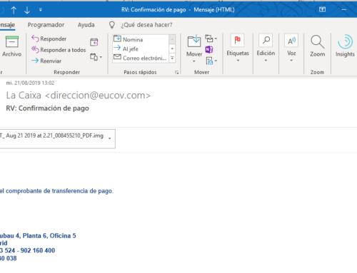 Virus por correo electrónico – ¿Como evitar infectar su ordenador?