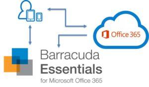 barracuda essentials for microsoft office 365