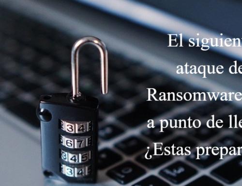 El Ransomware ha crecido un 500% en 2019