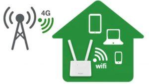 Conexión 4G