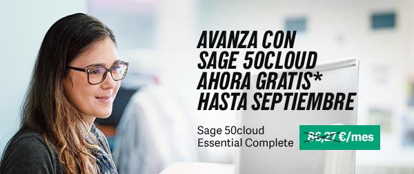 sage 50cloud oferta